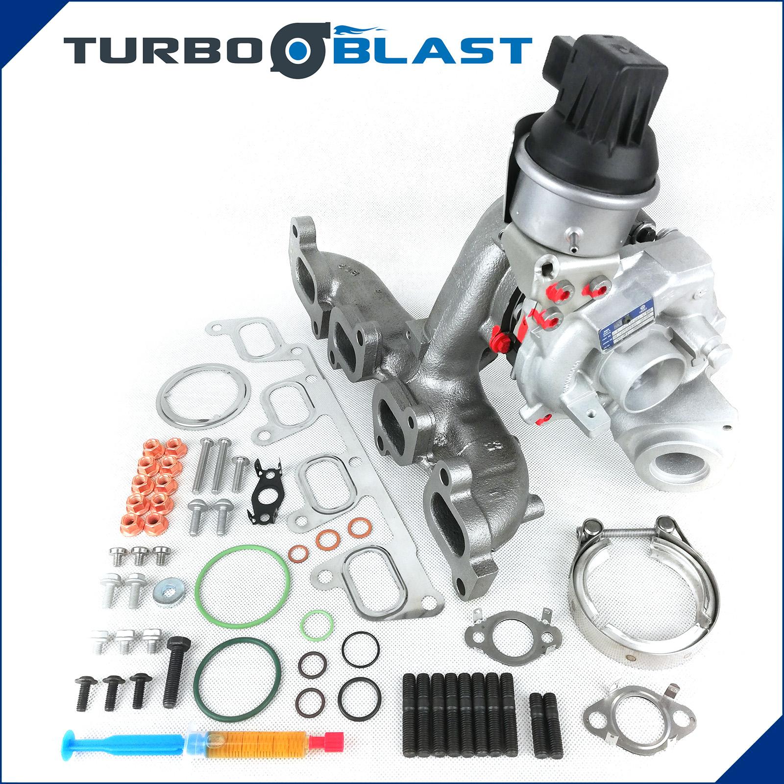Turbolader Fiat Opel Saab 1.9 CDTI JTD 110kW 150PS 860549 55205356 71793975 TiD